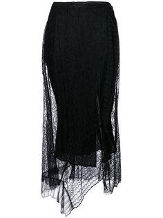 кружевная юбка 3.1 Phillip Lim