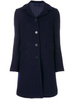 классическое пальто на пуговицах  Aspesi