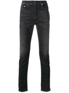 джинсы скинни с контрастными полосками Neil Barrett