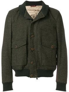 куртка-бомбер с карманами-карго Al Duca D'Aosta 1902