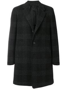 пальто в клетку Caruso