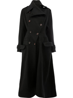 асимметричное пальто  Aganovich