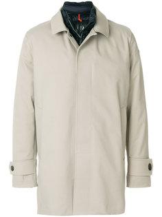 пальто с потайной застежкой Rrd