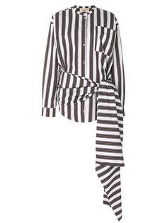 полосатая рубашка с завязкой Ports 1961