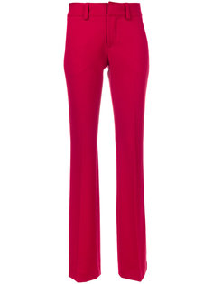 строгие брюки клеш  Dondup
