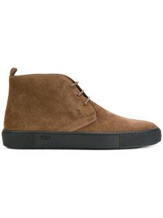 ботинки-дезерты Tods Tod`S
