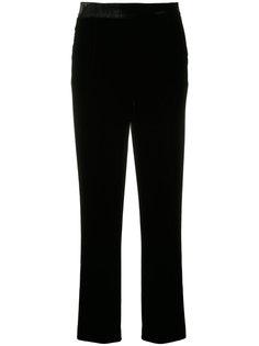 брюки прямого кроя Vince