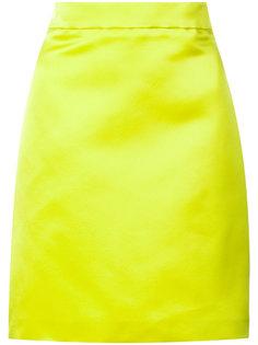 мини юбка  Adam Lippes