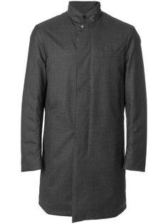 пальто классического кроя Canali