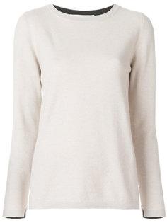 свитер с круглым вырезом Lamberto Losani