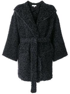 пальто с поясом  Iro