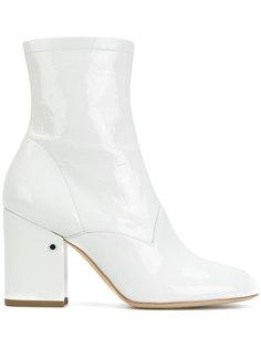 лакированные ботинки по щиколотку Laurence Dacade