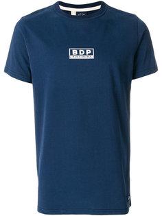 футболка с графическим принтом Bleu De Paname
