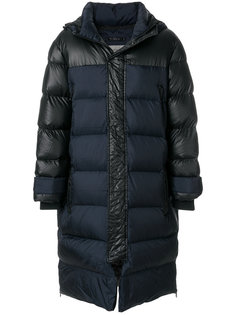 объемное пуховое пальто Calvin Klein Jeans