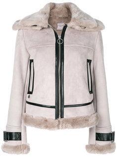 faux fur shearling coat Urbancode
