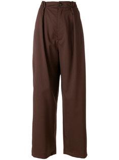 брюки со складками  Société Anonyme