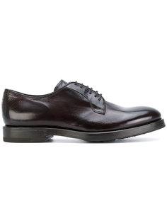 классические туфли со шнуровкой Henderson Baracco