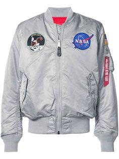 двухсторонняя куртка-бомбер Nasa Alpha Industries