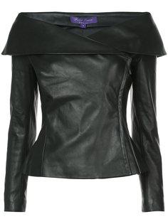 пиджак с  открытыми плечами Ralph Lauren Collection