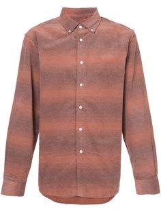 полосатая рубашка Saturdays Nyc