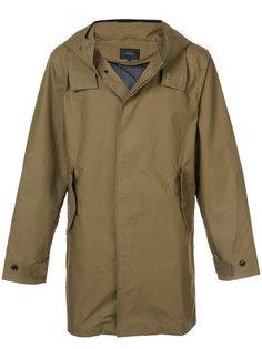 пальто с капюшоном Saturdays Nyc