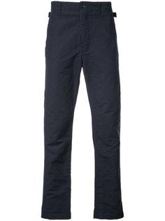 брюки стандартного кроя Engineered Garments