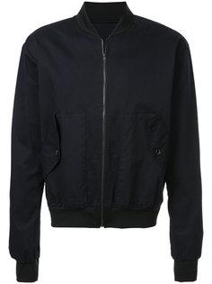 куртка-бомбер с карманами спереди Zambesi
