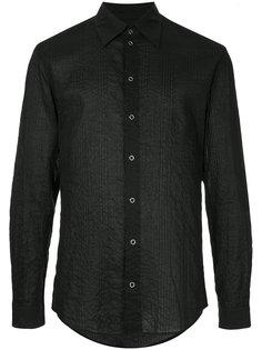 фактурная рубашка Zambesi