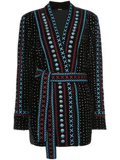 пиджак с завязками и вышивкой Dodo Bar Or