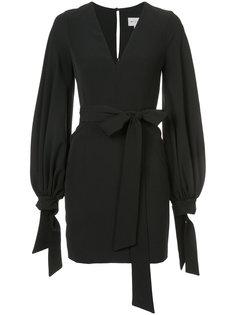 платье с рукавами-фонариком Milly