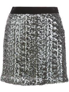 приталенная декорированная юбка Milly