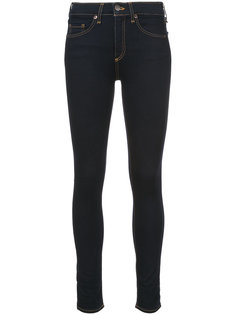 джинсы скинни Veronica Beard