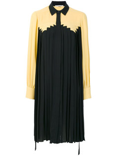 pleated midi dress Marco De Vincenzo