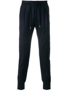 спортивные брюки с эластиччным поясом Paul Smith