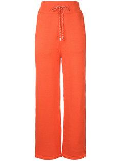 брюки с завышенной талией Christian Dada