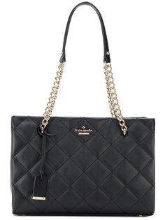 стеганая сумка-тоут Phoebe Kate Spade