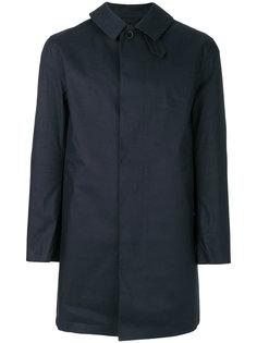 приталенное классическое пальто  Mackintosh