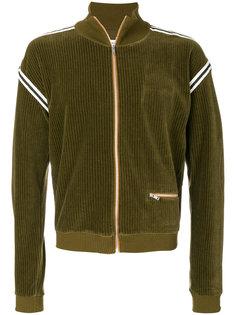 вельветовая куртка-бомбер  Maison Margiela