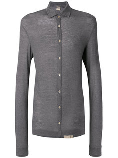 рубашка Interlock  Massimo Alba