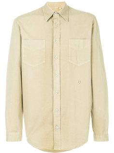 рубашка в стиле милитари Massimo Alba
