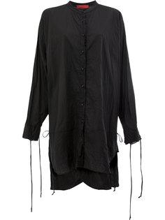 свободная рубашка с воротником-стойкой  Di Liborio