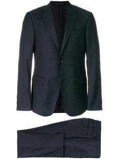 приталенный деловой костюм Z Zegna