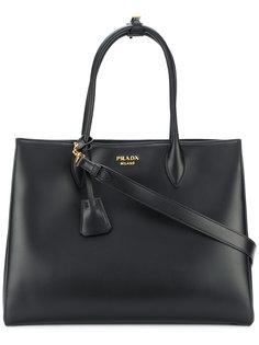 сумка-тоут Bibliotheque Prada