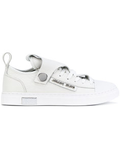 strapped sneakers  Armani Jeans