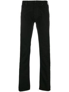 джинсы кроя слим Armani Jeans