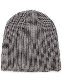 шапка в рубчик Kijima Takayuki