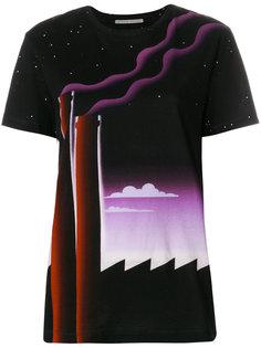 футболка с графическим принтом  Marco De Vincenzo