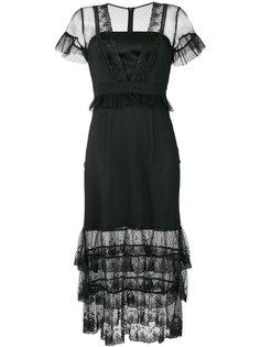многослойное платье Montana Three Floor
