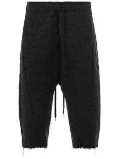 укороченные брюки на резинке Individual Sentiments