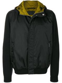 легкая куртка-бомбер Prada